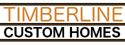 timberline custom homes logo